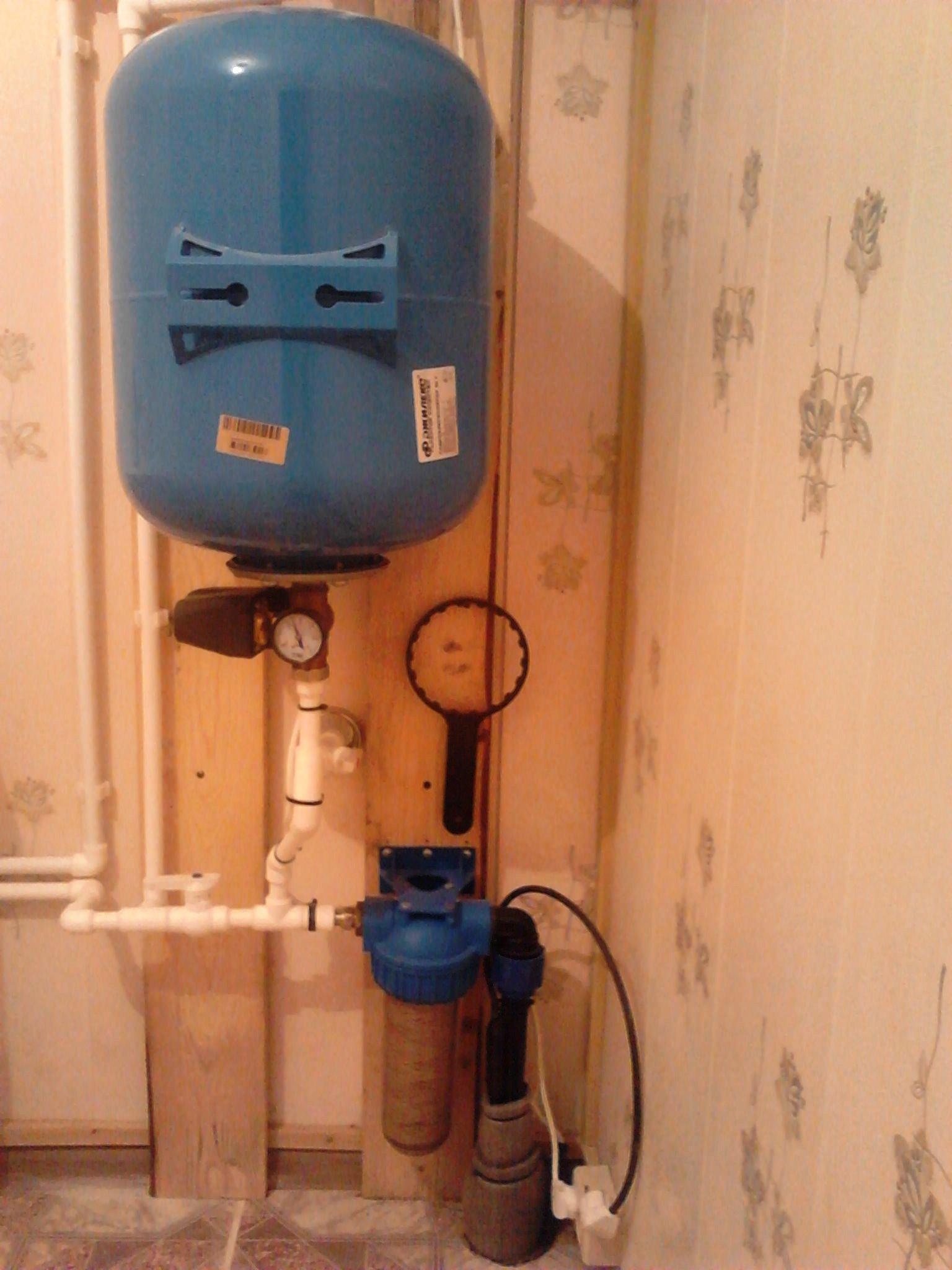 Водопровод в частном доме : инструкция как сделать своими руками, схема